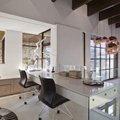 SGNW House:  Study/office by Metropole Architects - South Africa
