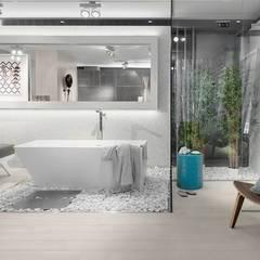 Baños de estilo  por Ana Rita Soares- Design de Interiores