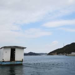 宇野港 八咫丸プロジェクト : 高原正伸建築設計事務所 一級建築士事務所が手掛けた家です。,コロニアル