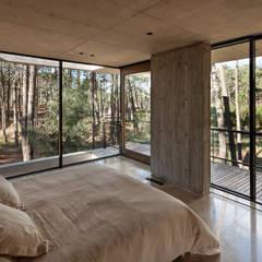 Casa Marino: Dormitorios de estilo  por ATV Arquitectos,Moderno
