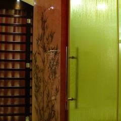 MUSA LUXURY SPA: Spa in stile  di Studio Stefano Pediconi