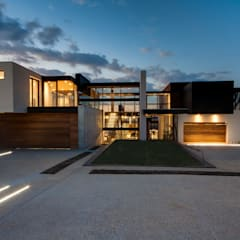 House Boz Modern Evler Nico Van Der Meulen Architects Modern