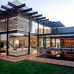 House Abo :  Houses by Nico Van Der Meulen Architects ,