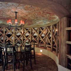 Wine cellar by homify, Eclectic