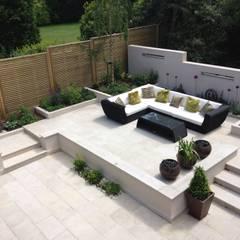 حديقة تنفيذ Gardenplan Design