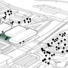 Diagram 7: Musées de style  par NAS Architecture