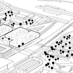 Diagram 6: Musées de style  par NAS Architecture