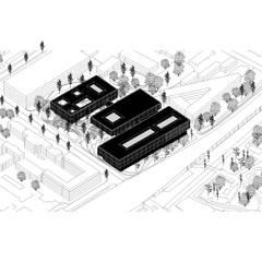Diagram 1: Musées de style  par NAS Architecture