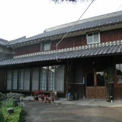 再生前の建物外観: 株式会社古田建築設計事務所が手掛けたです。