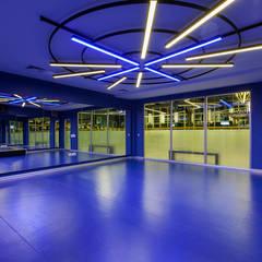 CO Mimarlık Dekorasyon İnşaat ve Dış Tic. Ltd. Şti. – Çayyolu / Ankara: modern tarz Fitness Odası