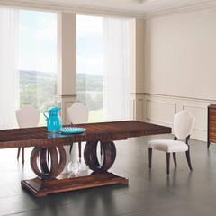 Столовая Mestre: Столовые комнаты в . Автор – Fratelli Barri