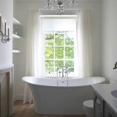 Bathroom, The Wilderness, Wiltshire, Concept Interior:  Bathroom by Concept Interior Design & Decoration Ltd