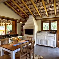 منازل تنفيذ Bianka Mugnatto Design de Interiores
