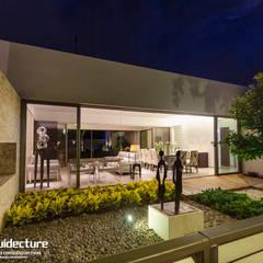 Jardins de pedras  por Grupo Arquidecture