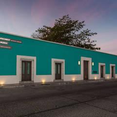 辦公大樓 by Grupo Arsciniest, 殖民地風