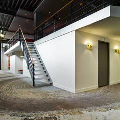 Conferentiehotel Kapellerput Heeze:  Congrescentra door yksi ontwerp