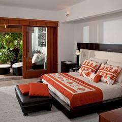 recamara principal Taller Luis Esquinca Dormitorios modernos