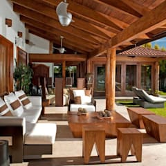Terrace by Taller Luis Esquinca