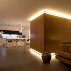 جدران تنفيذ Laboratorio di Progettazione Claudio Criscione Design