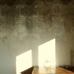 salon szary: styl , w kategorii Ściany zaprojektowany przez szaro-biało