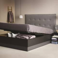 Lugano Bett:  Schlafzimmer von BoConcept Germany GmbH
