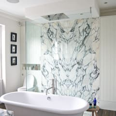 Mortimer Road, De Beauvoir Bathroom by Emmett Russell Architects