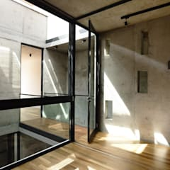 Well of Light:  Windows by HYLA Architects