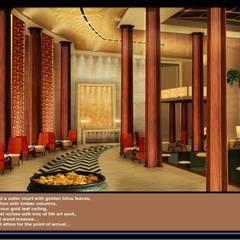Interiors:  Terrace by Design oltre Orizzonte