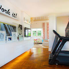 Ruang Fitness by Design Intervention