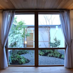 Windows by ツジデザイン一級建築士事務所, Scandinavian