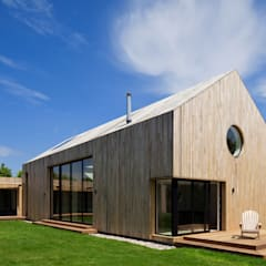 M House:  Houses by JAMIE FALLA ARCHITECTURE