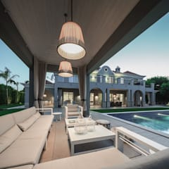 Project in Quinta do Lago Reflexões Contemporary Design
