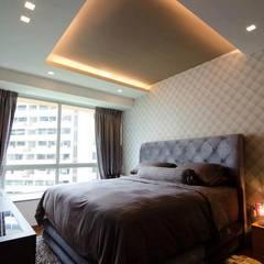 Bedroom | Caspian:  Bedroom by Honeywerkz