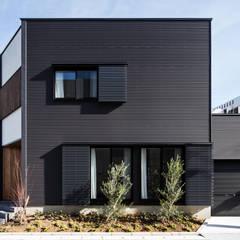 منازل تنفيذ 辻岡直樹建築設計事務所㈱