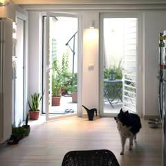 Casa CM: Finestre in stile  di Nicola Sacco Architetto