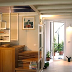 Corridor & hallway by Nicola Sacco Architetto, Industrial