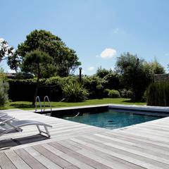 บ้านและที่อยู่อาศัย by Alizé Chauvet Architecte - Designer intérieur