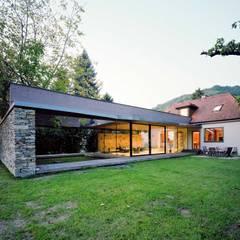 Villa SK Atelier Thomas Pucher Casas
