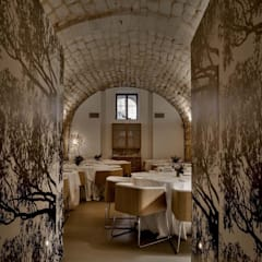 مطاعم تنفيذ Arch. Francesca Timperanza