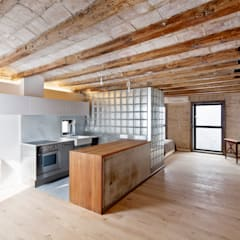 آشپزخانه by Alex Gasca, architects.