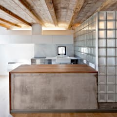 Mediterrane keukens van Alex Gasca, architects. Mediterraan