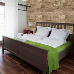 Walls by homify, Country Chipboard