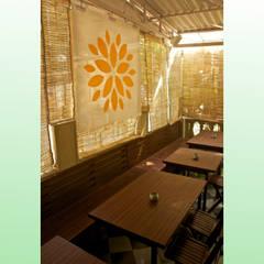 Yellow Tree Cafe at Lokhandwala:  Gastronomy by Design Kkarma (India)