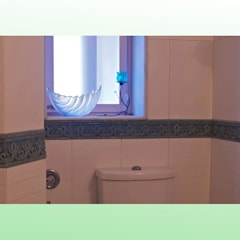 Residence at Andheri:  Bathroom by Design Kkarma (India)