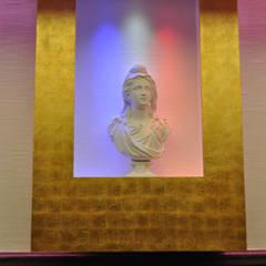 Salle des mariages- Stains: Palais des congrès de style  par carré magique