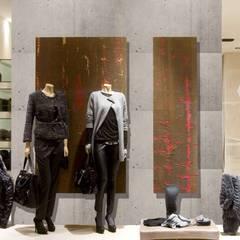 Smooth Beton: Paredes de estilo  por PANESPOL, Surface Lovers