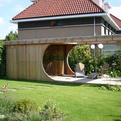 Tuinhuis op maat:  Tuin door House of Green