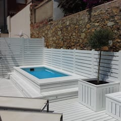 Patios by Vicente Galve Studio