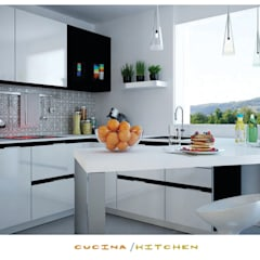 Kitchen by ZENZEROdesign