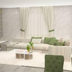 Living room by DS Fresco, Minimalist